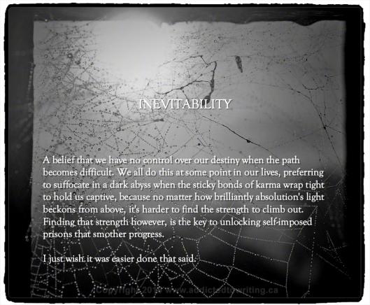 INEVITABILITY POEM