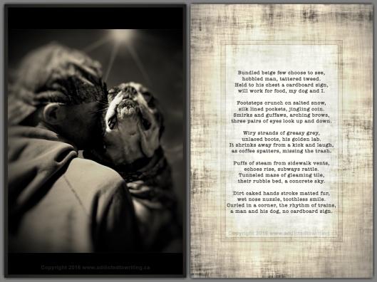 Homeless Poem